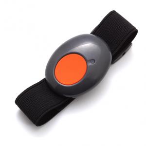 Bracelet alarme bouton panique sans fil etanche Risco RWT51P