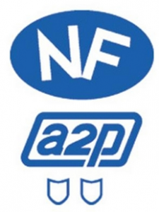 NFA2P norme francaise de securite alarme