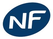 Alarme NFA2P - Logo NF - Norme Française