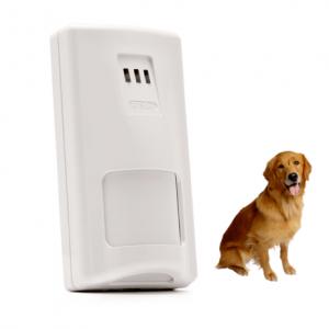 Detecteur de mouvement iWISE DT PET 11m immunite aux animaux