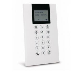 Clavier alarme filaire PANDA Risco RP432KP02 lecteur de proximité RP432KPP2