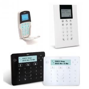 clavier alarme Risco LightSYS 2